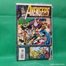 Cómics: AVENGERS LOG 1 - MARVEL 1994 / VFN. Lote 247631995