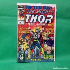 Cómics: THE MIGHTY THOR 438 - MARVEL 1991 / VFN / THE THOR WAR. Lote 247632725