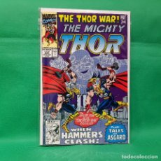 Cómics: THE MIGHTY THOR 439 - MARVEL 1991 / VFN / THE THOR WAR. Lote 247632730