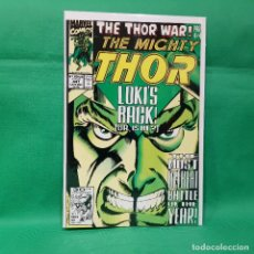 Cómics: THE MIGHTY THOR 441 - MARVEL 1991 / VFN / THE THOR WAR. Lote 247632745