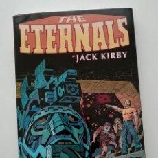 Cómics: THE ETERNALS, DE JACK KIRBY. COMPLETE COLLECTION EN UN SOLO TOMO TAPA BLANDA. ORIGINAL USA. Lote 248019680