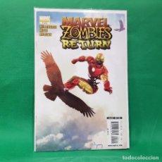 Cómics: MARVEL ZOMBIES RETURN 2 - MARVEL 2009 / VFN • NM. Lote 248113490