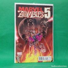 Cómics: MARVEL ZOMBIES 5 2 - MARVEL 2010 / VFN • NM. Lote 248113630