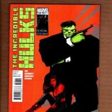 Cómics: INCREDIBLE HULKS 626 - MARVEL 2011 VFN/NM / GREG PAK. Lote 249181100