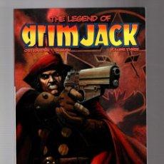 Cómics: LEGEND OF GRIMJACK 3 TPB - IDW 2005 VFN/NM. Lote 251463535