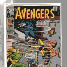 Cómics: MARVEL THE AVENGERS # 74. Lote 251513880
