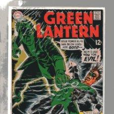Cómics: DC GREEN LANTERN # 67. Lote 251514720