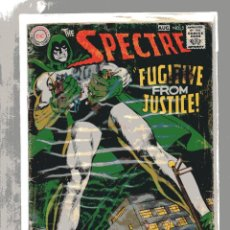 Cómics: DC THE SPECTRE # 5 (1967). NEAL ADAMS. FUGITIVE FROM JUSTICE.. Lote 251514800