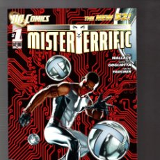 Cómics: MISTER TERRIFIC 1 - DC 2011 VFN/NM. Lote 251530745