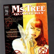 Cómics: MS TREE QUARTERLY 2 - DC 1990 FN/VFN. Lote 251530975