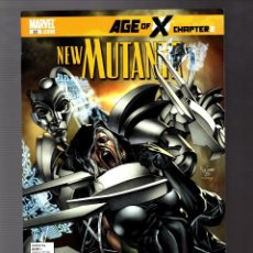 Comics : NEW MUTANTS 22 - MARVEL 2011 VFN/NM / AGE OF X / MIKE CAREY. Lote 251532260