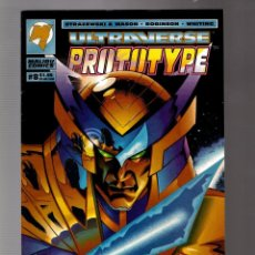 Cómics: PROTOTYPE 8 - MALIBU 1994 VFN. Lote 252588830