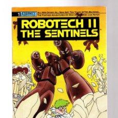 Comics : ROBOTECH II THE SENTINELS 1 - ETERNITY 1988 VFM-. Lote 252592715