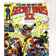 Comics : SECRET WARS II 9 - MARVEL 1986 FN/VFN / ÚLTIMO NÚMERO. Lote 252596825