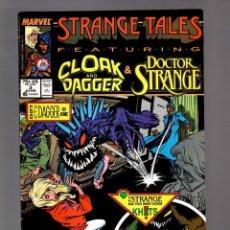 Cómics: STRANGE TALES 3 - MARVEL 1987 FN/VFN / DOCTOR STRANGE / CLOAK AND DAGGER. Lote 277422923