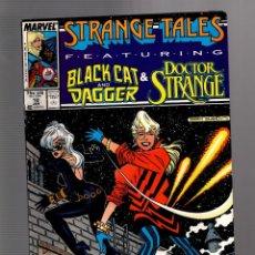 Cómics: STRANGE TALES 10 - MARVEL 1988 FN/VFN / DOCTOR STRANGE / CLOAK AND DAGGER / BLACK CAT. Lote 277422993