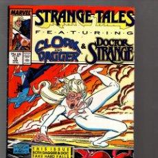 Cómics: STRANGE TALES 12 - MARVEL 1988 FN/VFN / DOCTOR STRANGE / CLOAK AND DAGGER. Lote 277423038