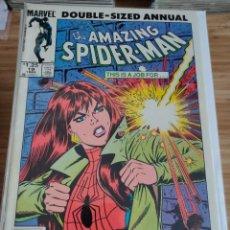 Comics: THE AMAZING SPIDER MAN ANNUAL 19 1985 MARVEL SPIDERMAN. Lote 252710335