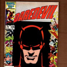 Fumetti: DAREDEVIL 236 - MARVEL 1986 VFN- / MARVEL 25TH ANNIVERSARY COVER / BARRY WINDSOR SMITH. Lote 252731075