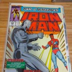 Cómics: IRON MAN 252 VOL 1 MARVEL (1968 SERIES). Lote 254054525