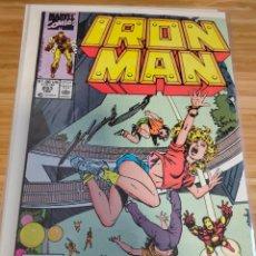Cómics: IRON MAN 253 VOL 1 MARVEL (1968 SERIES). Lote 254054765