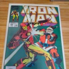 Cómics: IRON MAN 254 VOL 1 MARVEL (1968 SERIES). Lote 254054925