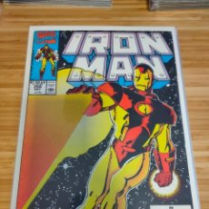 Cómics: IRON MAN 256 VOL 1 MARVEL (1968 SERIES). Lote 254056060