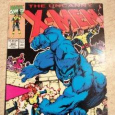 Fumetti: UNCANNY X-MEN #264. Lote 254155745