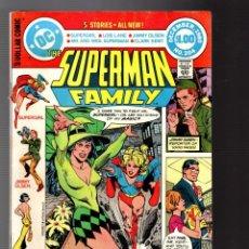 Comics: SUPERMAN FAMILY 204 DC 1980 GIANT FN- SUPERBOY / JIMMY OLSEN / SUPERGIRL VS ENCHANTRESS / LOIS LANE. Lote 254792120