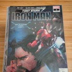 Cómics: TONY STARK IRON MAN 1 MARVEL LEGACY 601. Lote 254838250