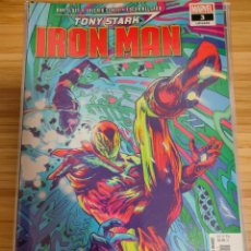 Cómics: TONY STARK IRON MAN 3 MARVEL LEGACY 603. Lote 254838345