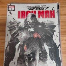 Cómics: TONY STARK IRON MAN 5 MARVEL LEGACY 605. Lote 254838455