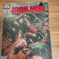 Cómics: TONY STARK IRON MAN 9 MARVEL LEGACY 609. Lote 254839000