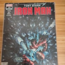 Cómics: TONY STARK IRON MAN 10 MARVEL LEGACY 610. Lote 254839100