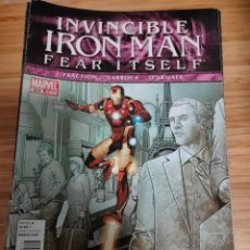 Cómics: THE INVINCIBLE IRON MAN 504 MARVEL 2011. Lote 254839635