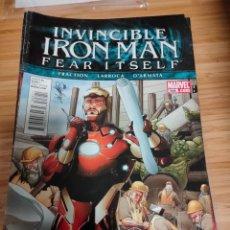 Cómics: THE INVINCIBLE IRON MAN 506 MARVEL 2011. Lote 254839700