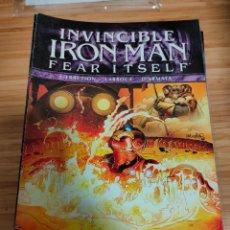 Cómics: THE INVINCIBLE IRON MAN 508 MARVEL 2011. Lote 254839855