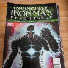 Cómics: THE INVINCIBLE IRON MAN 509 MARVEL 2011. Lote 254839965