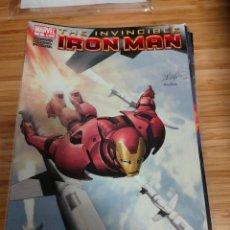 Cómics: THE INVINCIBLE IRON MAN 3 2008 SERIES MARVEL FRACTION LARROCA. Lote 254840460