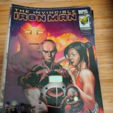 Cómics: THE INVINCIBLE IRON MAN 5 2008 SERIES MARVEL FRACTION LARROCA. Lote 254840645