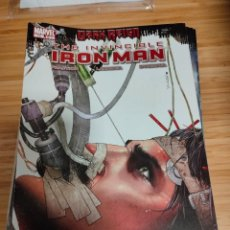 Cómics: THE INVINCIBLE IRON MAN 10 2008 SERIES MARVEL 1ST RESCUE ARMOUR PEPPER POTTS. Lote 254840885