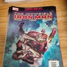 Cómics: THE INVINCIBLE IRON MAN 12 2008 SERIES MARVEL. Lote 254840995