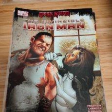 Cómics: THE INVINCIBLE IRON MAN 15 2008 SERIES MARVEL. Lote 254841045