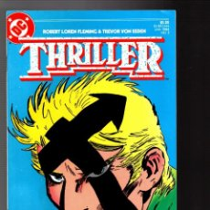 Comics: THRILLER 3 - DC 1983 VFN. Lote 254872325