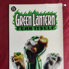 Cómics: GREEN LANTERN. FEAR ITSELF. RON MARZ. BRAD PARKER. DC COMICS. 1999. EN INGLES. Lote 255001460