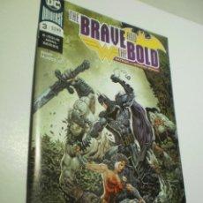 Cómics: THE BRAVE AND THE BOLD. BATMAN AND WONDER WOMAN Nº 3 (BUEN ESTADO). Lote 255336825