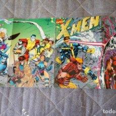 Cómics: X MEN 1 USA ( CHRIS CLAREMONT - JIM LEE ) MAS REGALO 2 , 3 , 4 , 5 , 6 , 7 FORUM. Lote 255360540