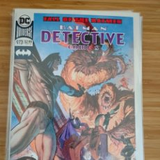 Cómics: BATMAN DETECTIVE COMICS 973 DC REBIRTH. Lote 255658420