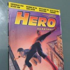 Cómics: HERO ILUSTRATED 6 . 1993. Lote 257265500