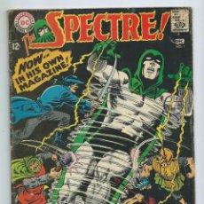 Cómics: THE SPECTRE Nº 1 (NOV 1967). ORIGINAL DC. BUEN ESTADO. DIFICIL. Lote 257279205